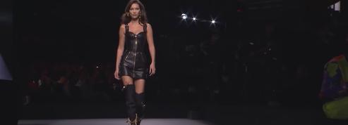Naomi Campbell, Isabeli Fontana, la fratrie Hadid... Casting cinq étoiles au défilé Moschino [tv] H&M à New York