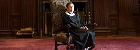 Ruth Bader Ginsburg, la juge de 85 ans qui contrarie (beaucoup) Donald Trump