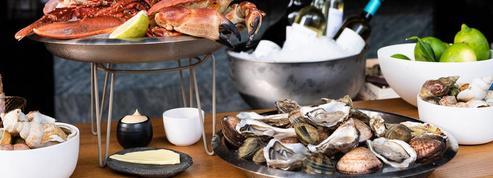Le retour en force des bancs d'écailler dans les brasseries parisiennes