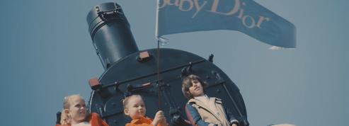 Cet été, Baby Dior embarque les enfants en première classe