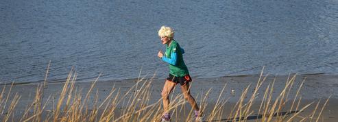 Ginette Bedard, 85 ans et 16 marathons de New York à son actif