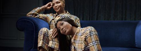 Burberry réunit Naomi Campbell et sa mère pour sa campagne de Noël