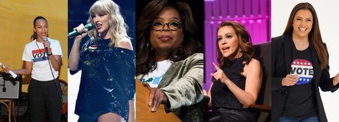 Aux États-Unis, les célébrités n'ont pas eu l'influence prévue sur les élections de mi-mandat