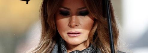 Melania Trump somme son mari de limoger une collaboratrice un peu trop bavarde