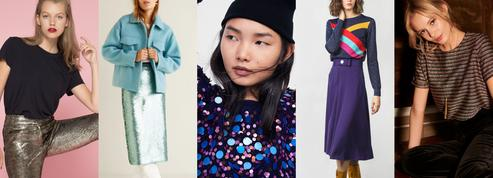 Sequins, paillettes, lamé, Lurex... Des tenues pour briller au bureau