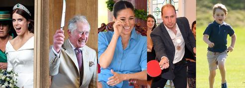 Du prince Charles à la reine Maxima, retour en images sur une année royalement drôle