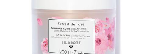 Beauté Stars 2019 : Gommage Corps Extrait de Rose, Lila Roze