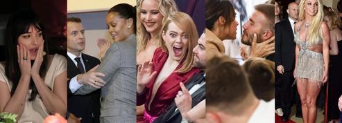 Le meilleur de l'année people en 50 photos