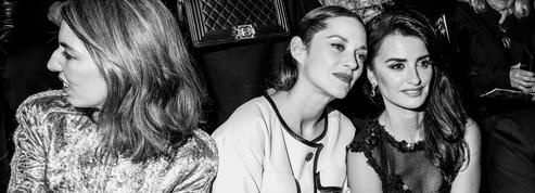 Marion Cotillard, Blake Lively, Penélope Cruz... Au premier rang du défilé Chanel Métiers d'Art à New York