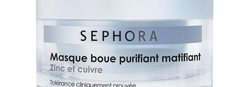 Beauté Stars 2019 : Masque Boue Purifiant Matifiant, Sephora Collection