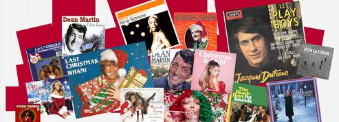 Mariah Carey, Ariana Grande, Wham, Frank Sinatra... Notre playlist de Noël