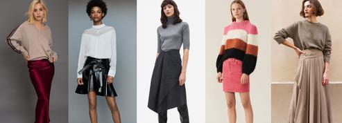 Dix-huit jupes faciles à porter quand on n'aime que les pantalons