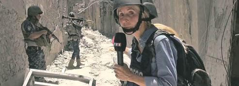 Liseron Boudoul, reporter de guerre :