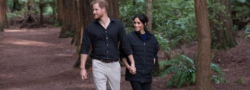 Une photo du discret cottage de Meghan et Harry à la campagne