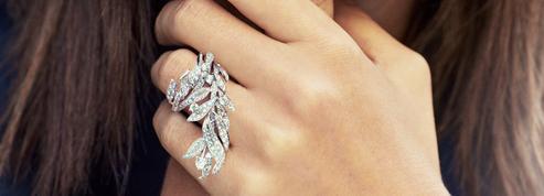 Dix façons de donner un twist graphique à son anneau en diamants