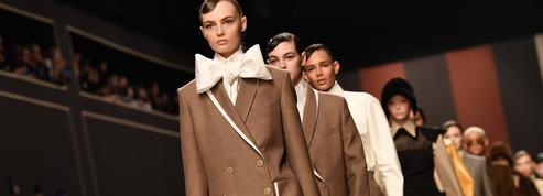 À Milan, l'émouvant défilé Fendi sans Karl Lagerfeld