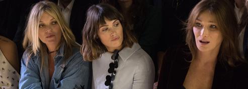 Ce surnom peu flatteur que Kate Moss donnait à Carla Bruni