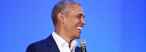 Invité pour parler virilité, Barack Obama se présente comme