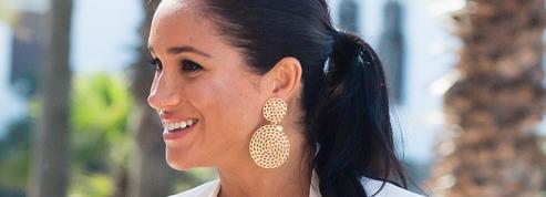 L'incroyable succès des boucles d'oreilles made in France de Meghan Markle