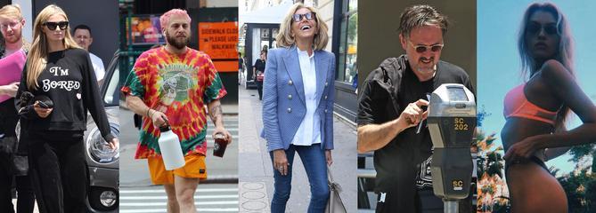 Brigitte Macron, Gérard Depardieu, Hillary Clinton : la semaine people