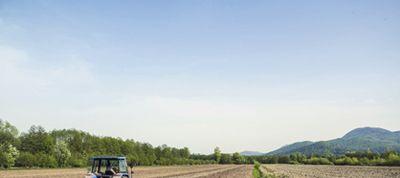 Les prix des terres agricoles pour 2016