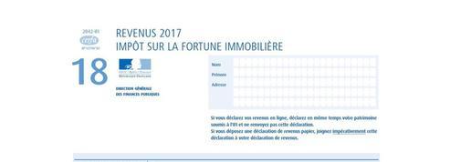 IFI: la date limite de déclaration de l'impôt sur la fortune immobilière est repoussée au 15 juin 2018
