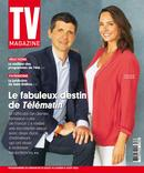 Couverture du TV Magazine