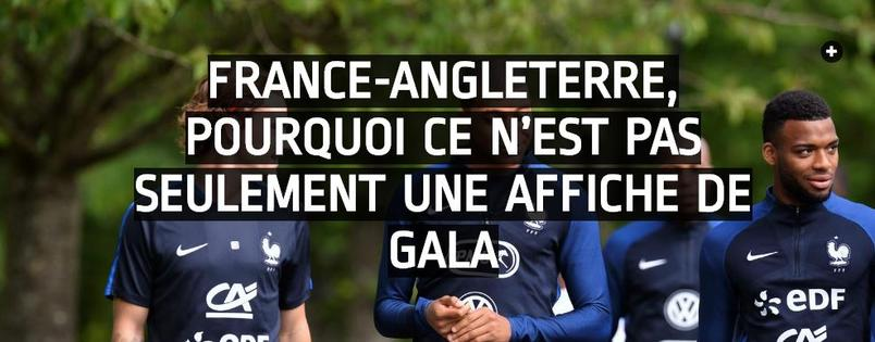 rencontre foot france angleterre