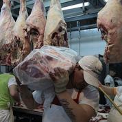 Paris s'inquiète des importations de bœuf d'Amérique latine