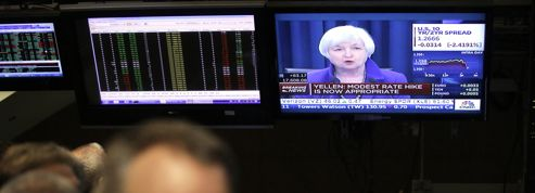 La Bourse de New York hésite au lendemain de la Fed