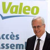 Valeo se renforce dans le secteur prometteur de la voiture autonome