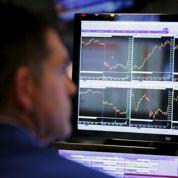 La Bourse de New York peine à rebondir
