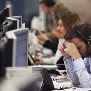 Minée par la Chine, la Bourse de Paris décroche sévèrement