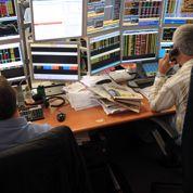 La Bourse de Paris termine en hausse une séance hésitante avant la Fed