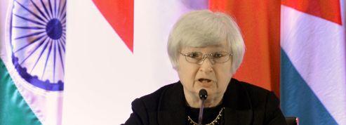 La Fed maintient ses taux mais prévoit deux hausses cette année