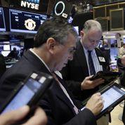 La Bourse de Paris en forte baisse avant le long week-end de Pâques