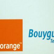 Les valeurs de télécom plongent, faute d'accord entre Bouygues et Orange