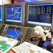 La Bourse de Paris termine en baisse minée par le pétrole et les banques