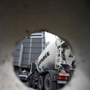 LafargeHolcim: le cimentier parvient à rassurer les investisseurs