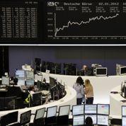 Tension sur les obligations: le bund à 10 ans redevient positif