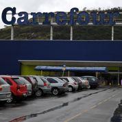 Carrefour et Casino: la visibilité se dégrade, la croissance marque le pas