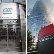 Les banques françaises se sont nettement redressées cette semaine