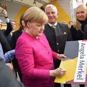 La réélection d'Angela Merkel profiterait à la Bourse de Francfort