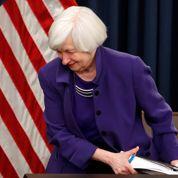 La Fed pourrait relever ses taux à trois reprises en 2018