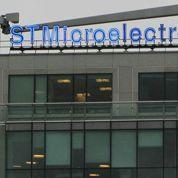STMicroélectronics stimulé par AMS, le producteur suisse de semi-conducteurs