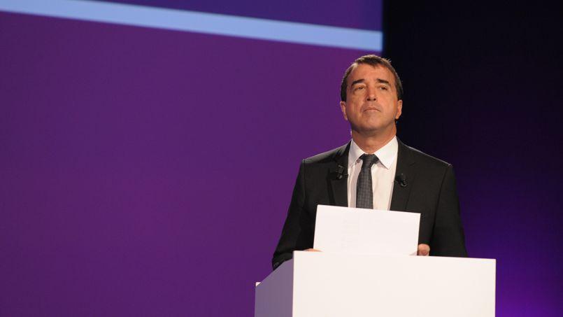 Lagardère sanctionné après ses résultats annuels