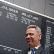 Dans un marché en nette baisse DWS débute en hausse à la Bourse de Francfort