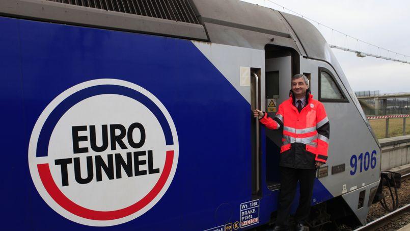 Eurotunnel porté par un trafic de navettes en hausse