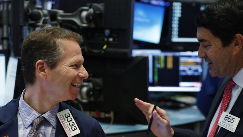 La Bourse de Paris finit en hausse, mettant de côté les tensions géopolitiques