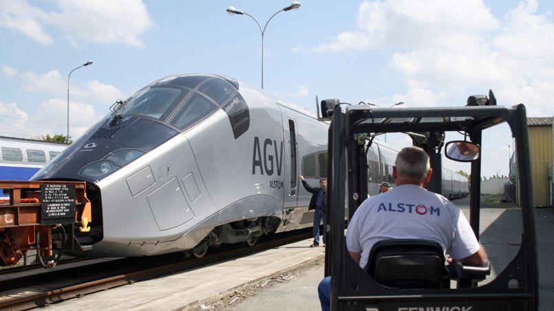 Alstom la croissance est au rendez-vous, le titre au plus haut depuis sept ans